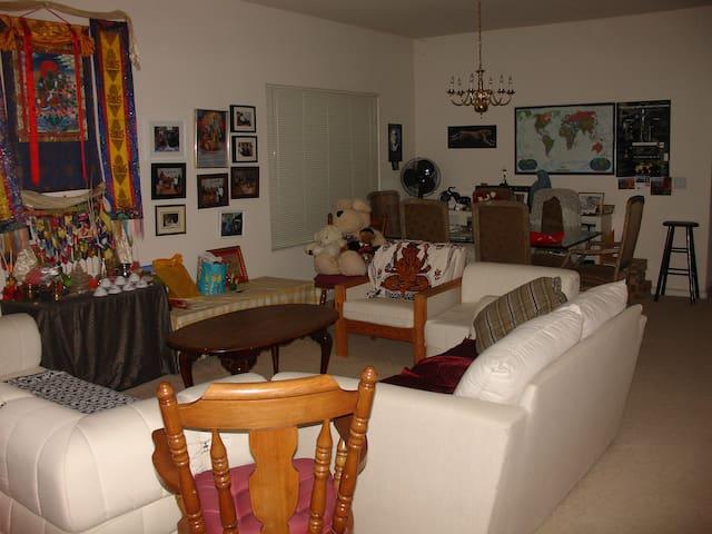 Reception/common room