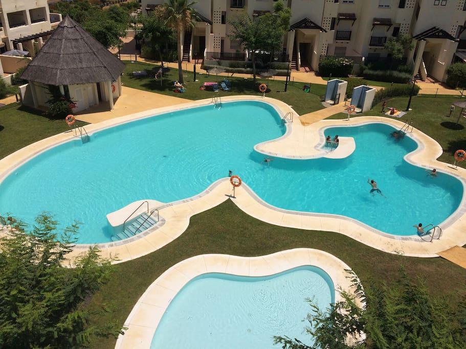 Swimming pool 1, of 4