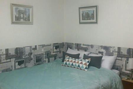 Master bedroom in Shiloh House - Eunpyeong-gu