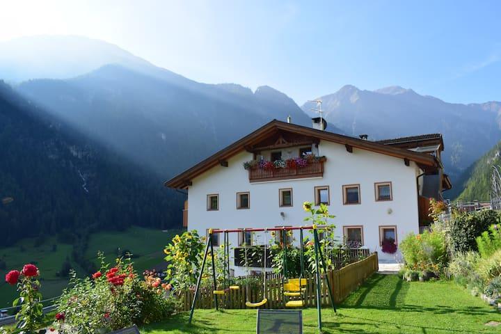 Bauernhof/agritur Mairulrich 2 Südtirol/Alto Adige