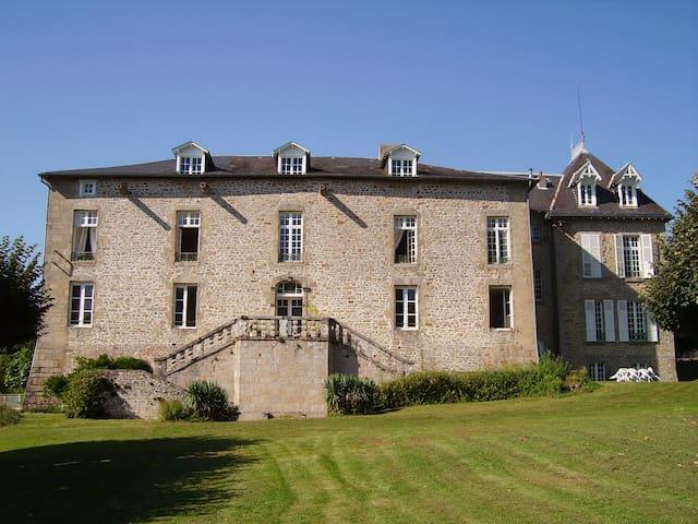 Chambres d'hôtes dans le chateau