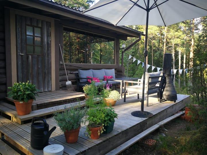 Vedagrundskelon cabin getaway