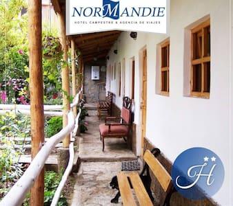 Visite Tarma, La Perla de los Andes, Normandie