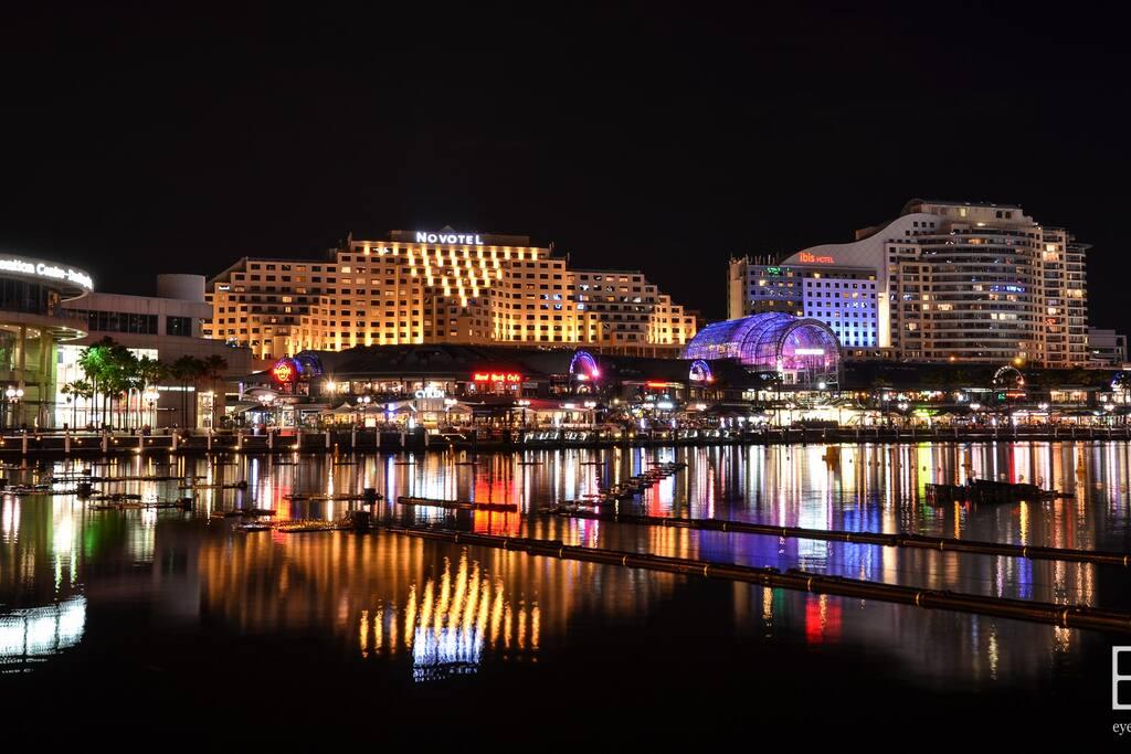 Room For Rent Darling Harbour Sydney