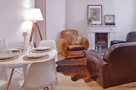 Appartement refait à neuf .2 chambres double/2 sdb - Nantes - Flat