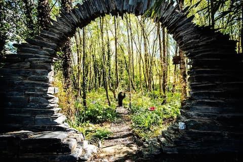 「Sleepy Hollow」田園風情的浪漫小屋
