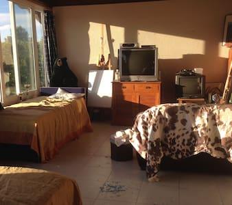 Chambre 4p, proche commerces transports et plages - Tosse - Casa