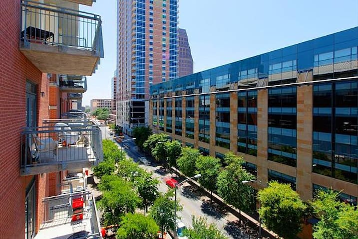Stunning 2BR in Downtown Austin near Ladybird Lake