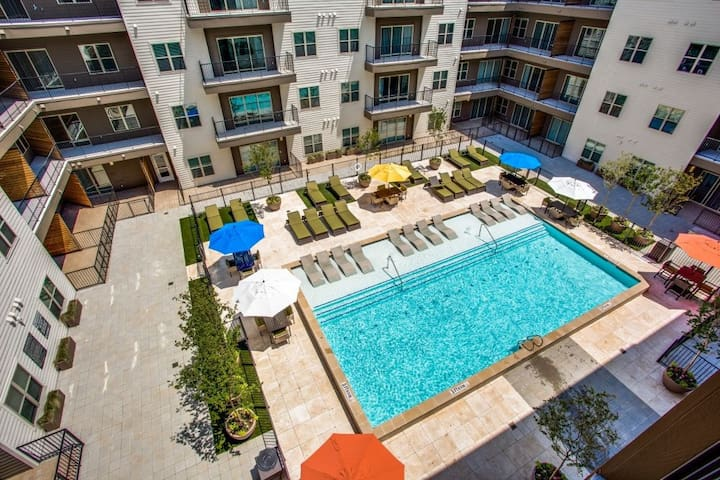 Upscale Apartment,Walking Distance from Hospital 4