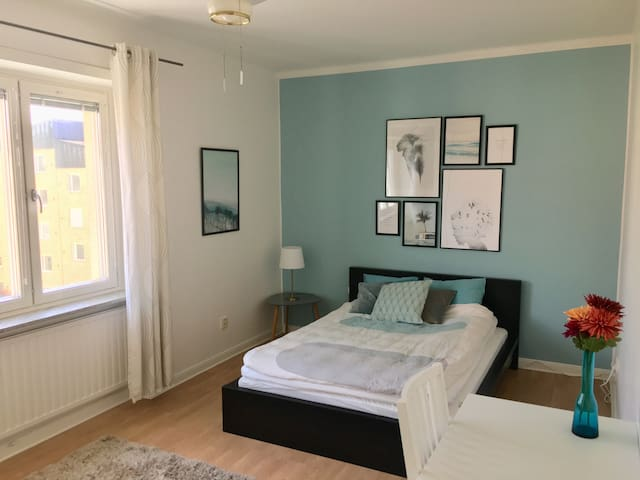 Large room in the center of Linköping!