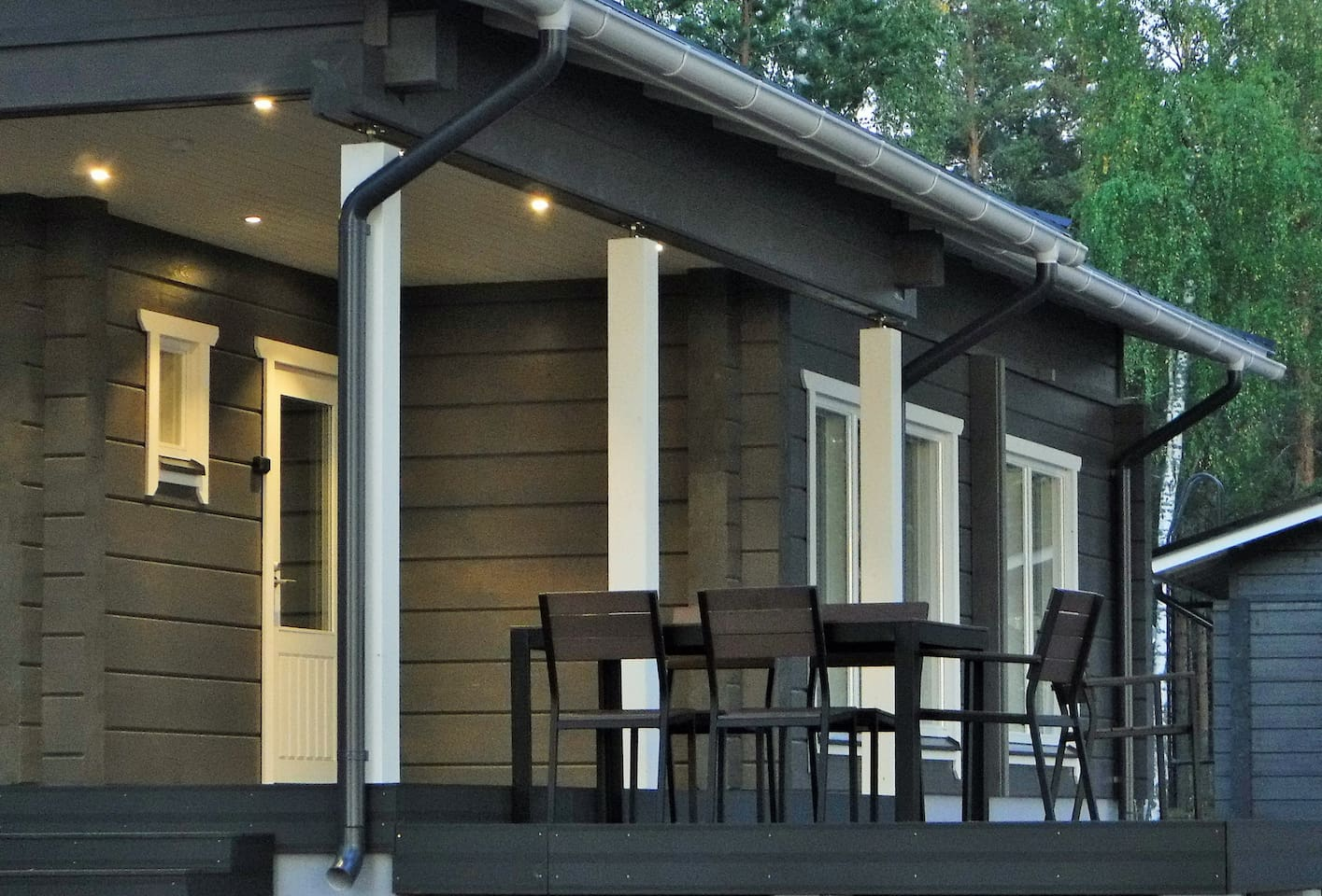 Karelian Country Cottages DeLuxe Villa Nightingale