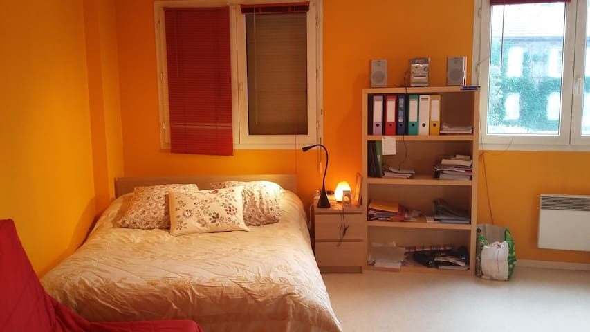 Appartement confortable proche du centre ville