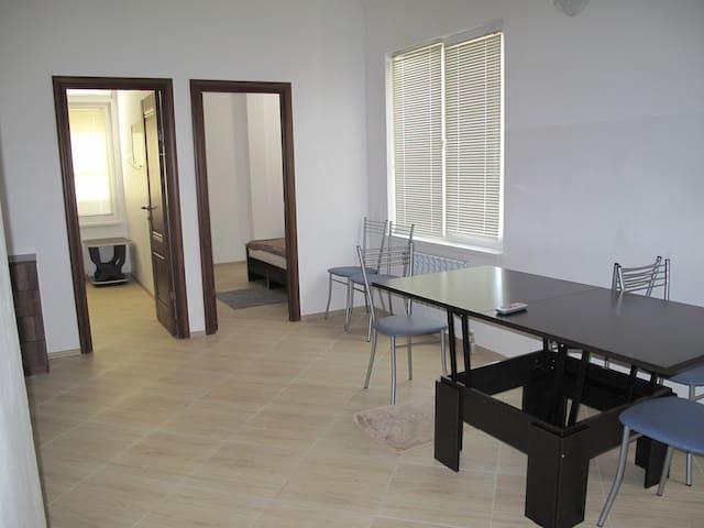 Квартира на Тростниковой