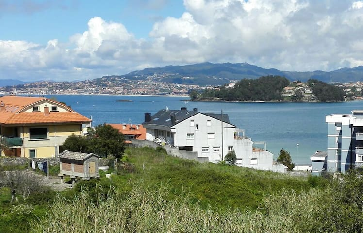 Casa rural piedra a 100m del mar - Baiona