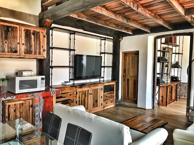 Mexican Loft in the city center