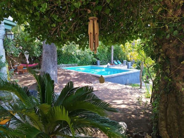 La casita del Pez en Miraflores de la sierra