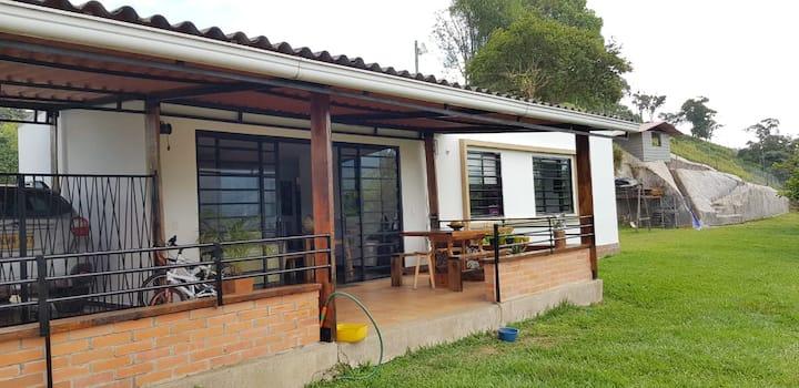 Eco-Finca Café Bernal ~ Fabrica de Café