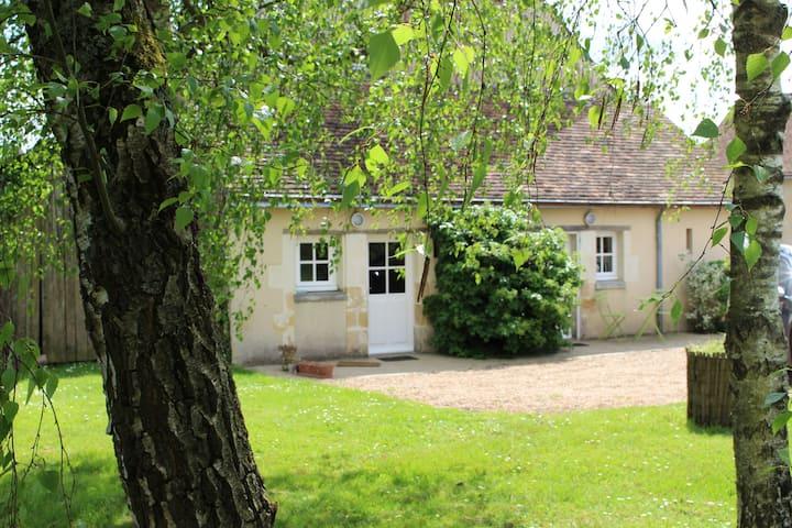 Maison des Bournais , chez Valérie et Jean-Pierre