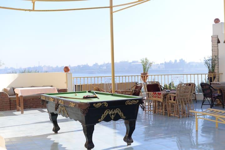 Spring Hotel Luxor -Ground floor Double Room