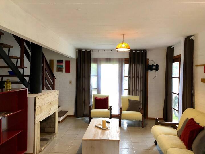 Aguas Dulces Resort Club Alquiler de Cabañas 6p