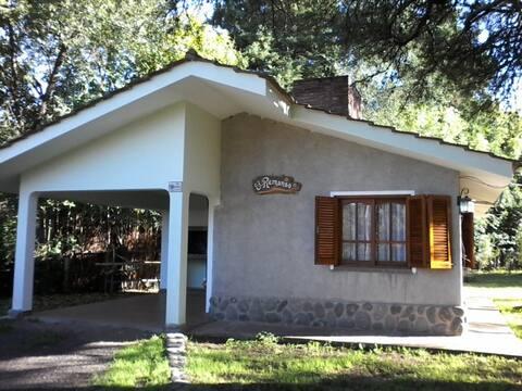 Cómodo Chalet en Villa General Belgrano