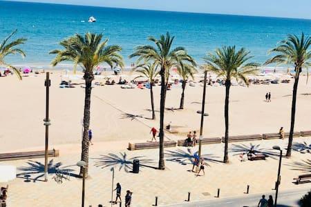 BEACH FRONT FLAT - First Line Playa de San Juan