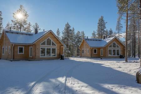 Husky Village Tapio -By Pallas-Ylläs National Park