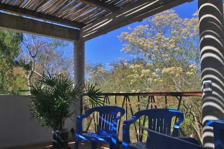 Room 3 en la Loma Bonita, Mazunte - Mazunte - Rumah