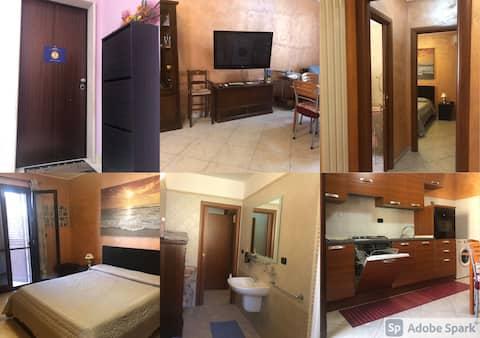 Cloud apartment located in Rione Cappuccini