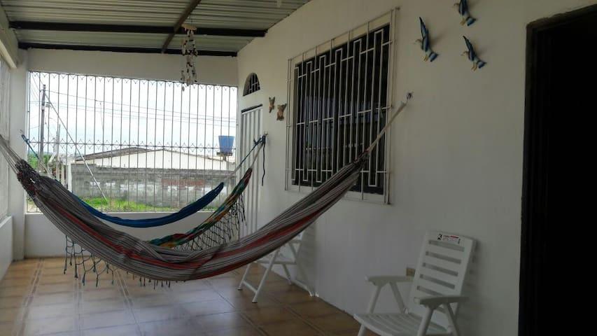 Casa Acogedora en Playas