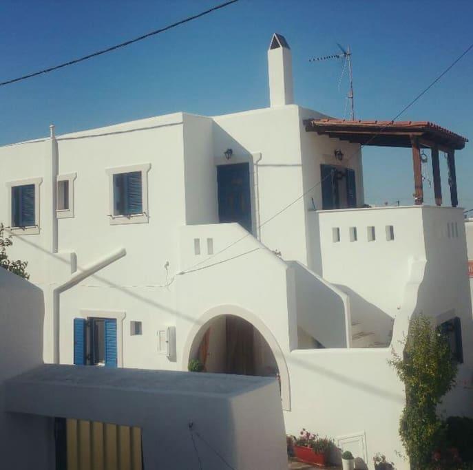 Giannelis home