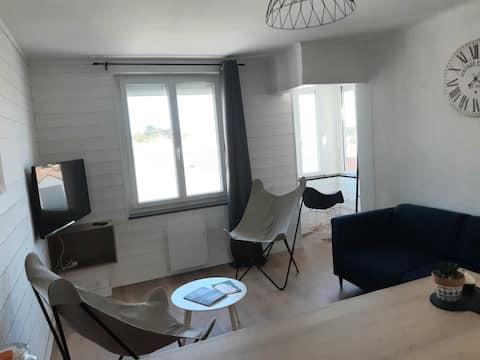 La Bernerie en Retz - Appartement avec vue mer