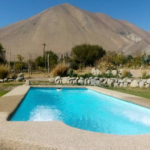 Elqui Valley , double room in eco & green bnb