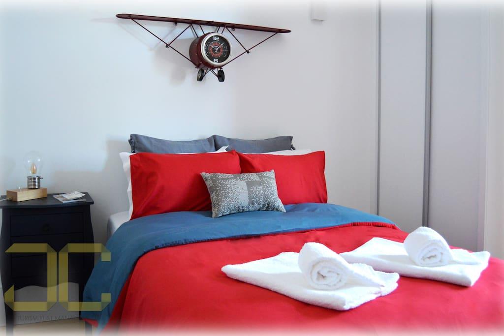 Cama / Bed