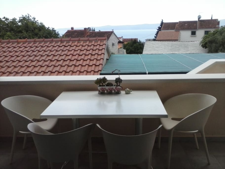 apartment terrace