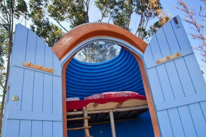 Amazing, glasroofed Observatory * Private Alentejo
