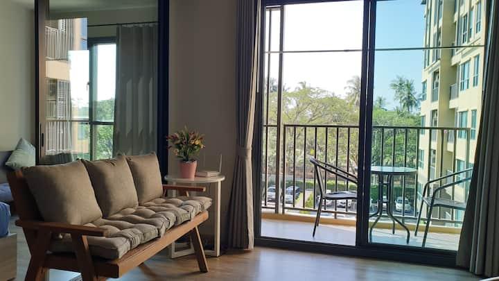 Cozy Home Cha-am Hua Hin 3 mins to beach