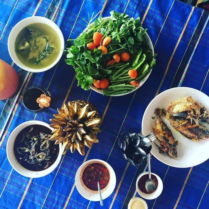 Terengganu lunch!