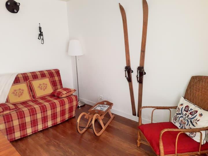 Bel appartement dans maison individuelle