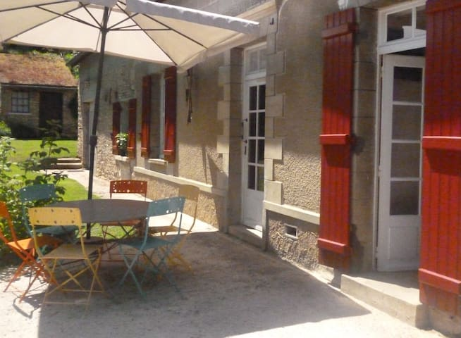 La longère de Véro... - Dampsmesnil - House
