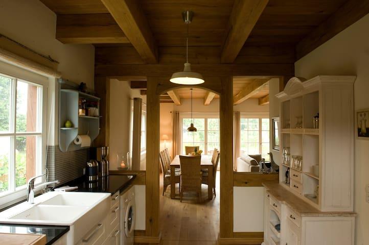 Landhaus Kornblume auf der Insel Usedom