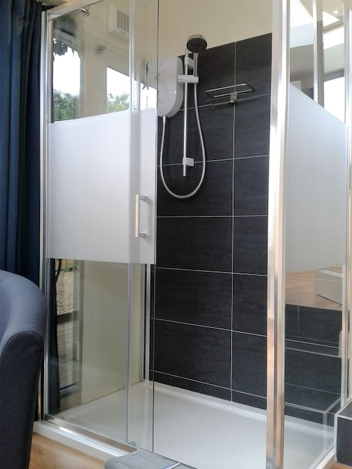 Dalkey Apartment No.2 Shower EnSuite