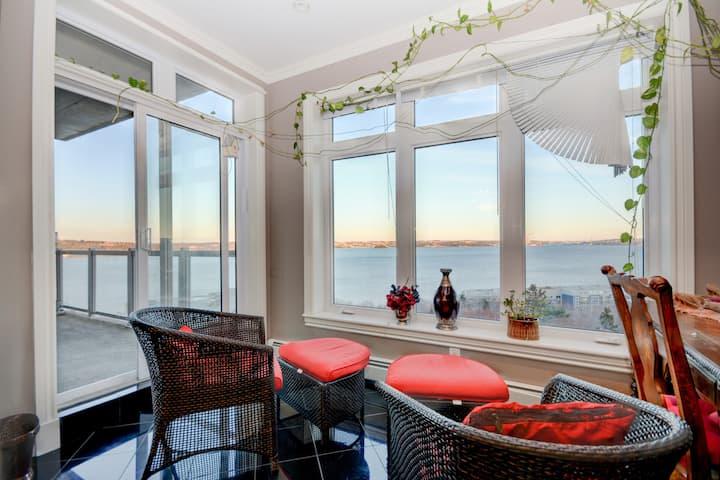 Million Dollar View! Executive VIP suite Halifax