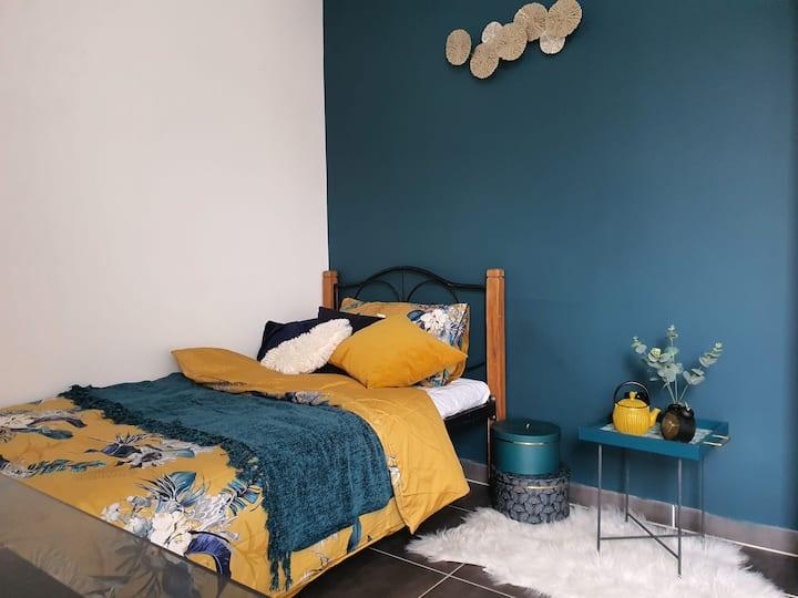 Belle Chambre confortable dans une villa