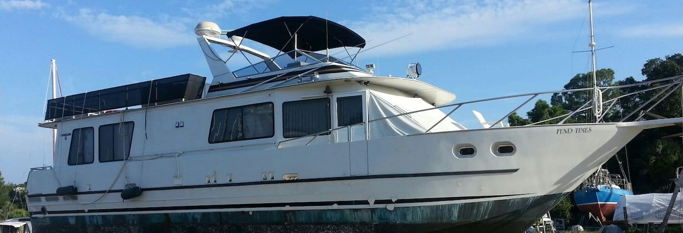 Dock Yachting for sale moved to Great Bridge - Portsmouth - Båd