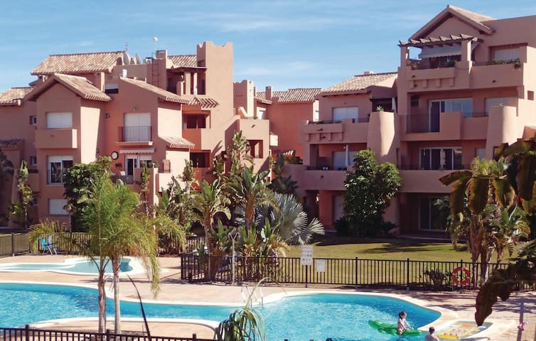 Holiday apartment with 2 bedrooms on 90 m² in Torre-Pacheco