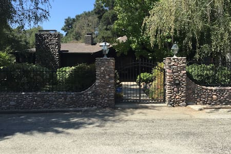 Malibu Canyon Retreat, 5 minutes to Malibu beach - Guesthouse