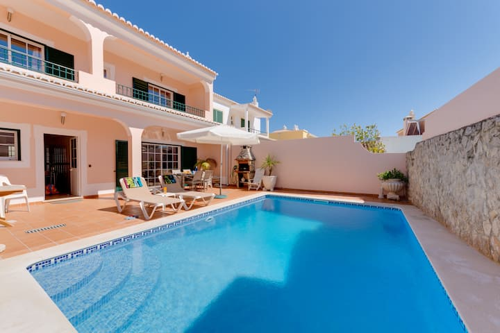 a great villa in a great location
