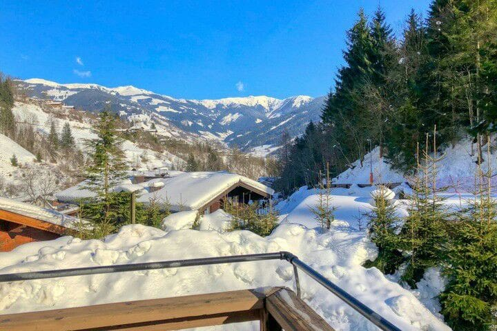 **Chalet with fabulous facilities**