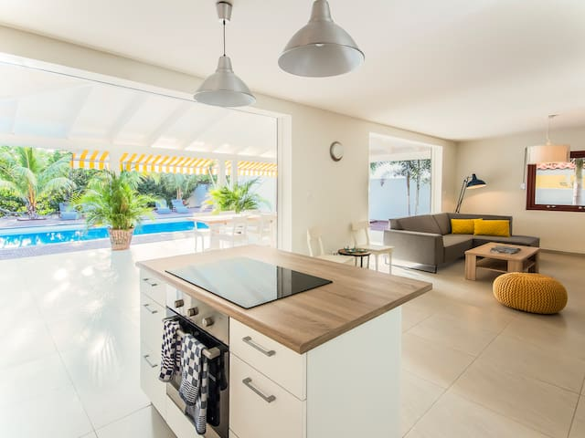 Luxury Apartments Curacao, ground floor B